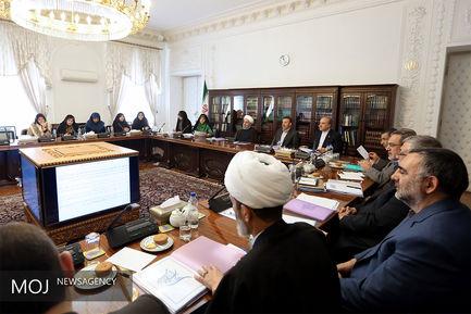 اولین نشست ستاد ملی زن و خانواده