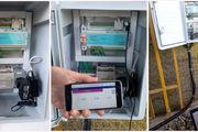 نصب سامانه مانیتورینگ (CPMM) بر روی ایستگاه های حفاظت کاتدی گاز