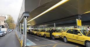 برنامه تاکسیرانی برای پرداخت کرایه تاکسی با اپلیکیشن فون پی