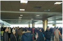 پیشبینی جابجایی هوایی ۳.۶ میلیون مسافر نوروزی