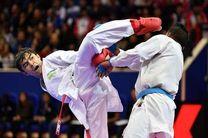 کاراته ایران امپراطور جدید آسیا لقب گرفت