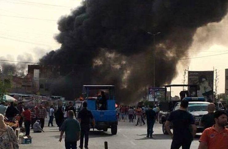 انفجار بمب در غرب شهر موصل عراق
