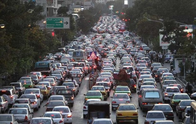 آخرین وضعیت ترافیکی و جوی جاده ها در 15 اردیبهشت