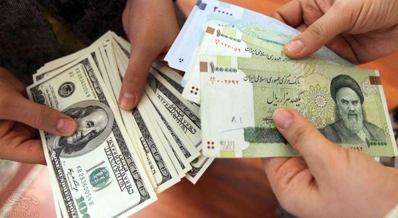قیمت ارز در بازار آزاد 25 شهریور/ قیمت دلار 141490 ریال شد