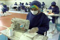 تولید روزانه بیش از 30 هزار ماسک توسط بسیجیان در فلاورجان