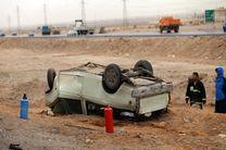 واژگونی وانت پیکان در جاده بستک -لار یه کشته برجای گذاشت