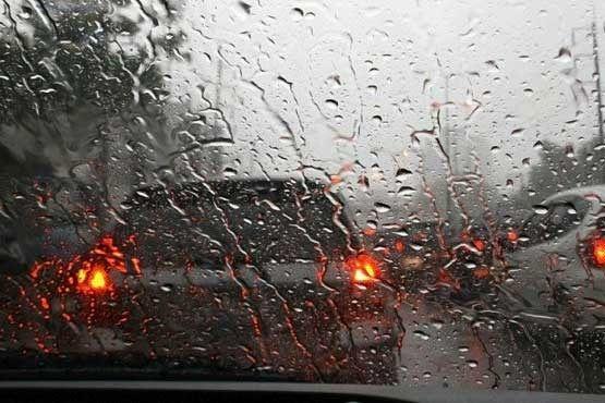 بارش باران پائیزی در هرمزگان