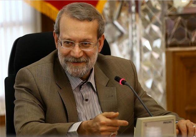 لاریجانی کسب مقام سومی تیم ملی فوتبال ساحلی ایران را تبریک گفت