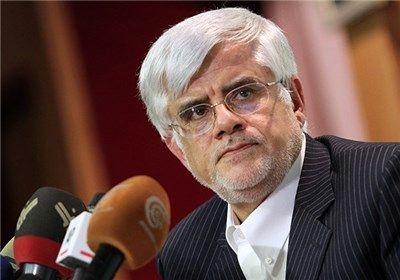 عارف به رهبر ارکستر ملی ایران تسلیت گفت