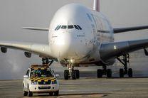 فرود اضطراری پرواز نجف به علت گرمای هوا