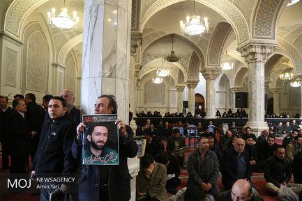 مراسم ختم شهدای امنیت ناجا