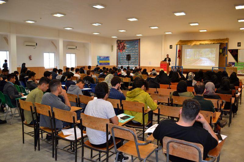 برگزاری اردوی توجیهی دانشجویان جدیدالورود آموزشکده فنی و حرفه ای سما واحد رشت