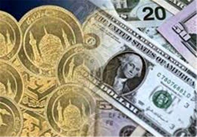 تازه ترین قیمت ها از بازار طلا و ارز