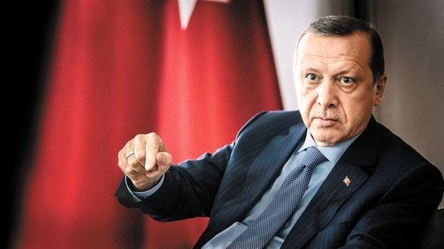 اردوغان از رهبر اصلیترین حزب مخالف خود شکایت کرد
