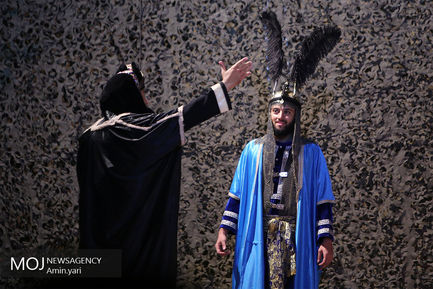 تعزیه+حضرت+علی+اکبر+(ع)