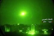تهاجم هوایی اسرائیل به جنوب سوریه دفع شد
