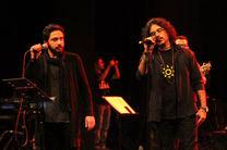 کنسرت زمستانی گروه موسیقی دارکوب برگزار شد