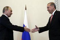 رایزنی های گسترده رؤسای جمهور روسیه و ترکیه در حاشیه اجلاس جی ۲۰