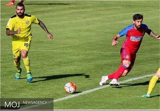 اولین بازی علی کریمی برای تیم دینامو زاگرب کرواسی