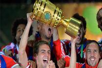 محل برگزاری فینال جام حذفی آلمان مشخص شد