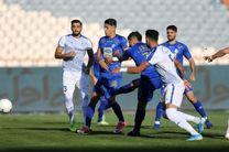 نتیجه بازی استقلال و گل گهرسیرجان/ نخستین برد استقلال در لیگ برتر