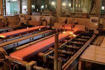 ثبت 2 رکورد جدید  ناحیۀ فولادسازی و ریختهگری مداوم در شرکت فولاد مبارکه
