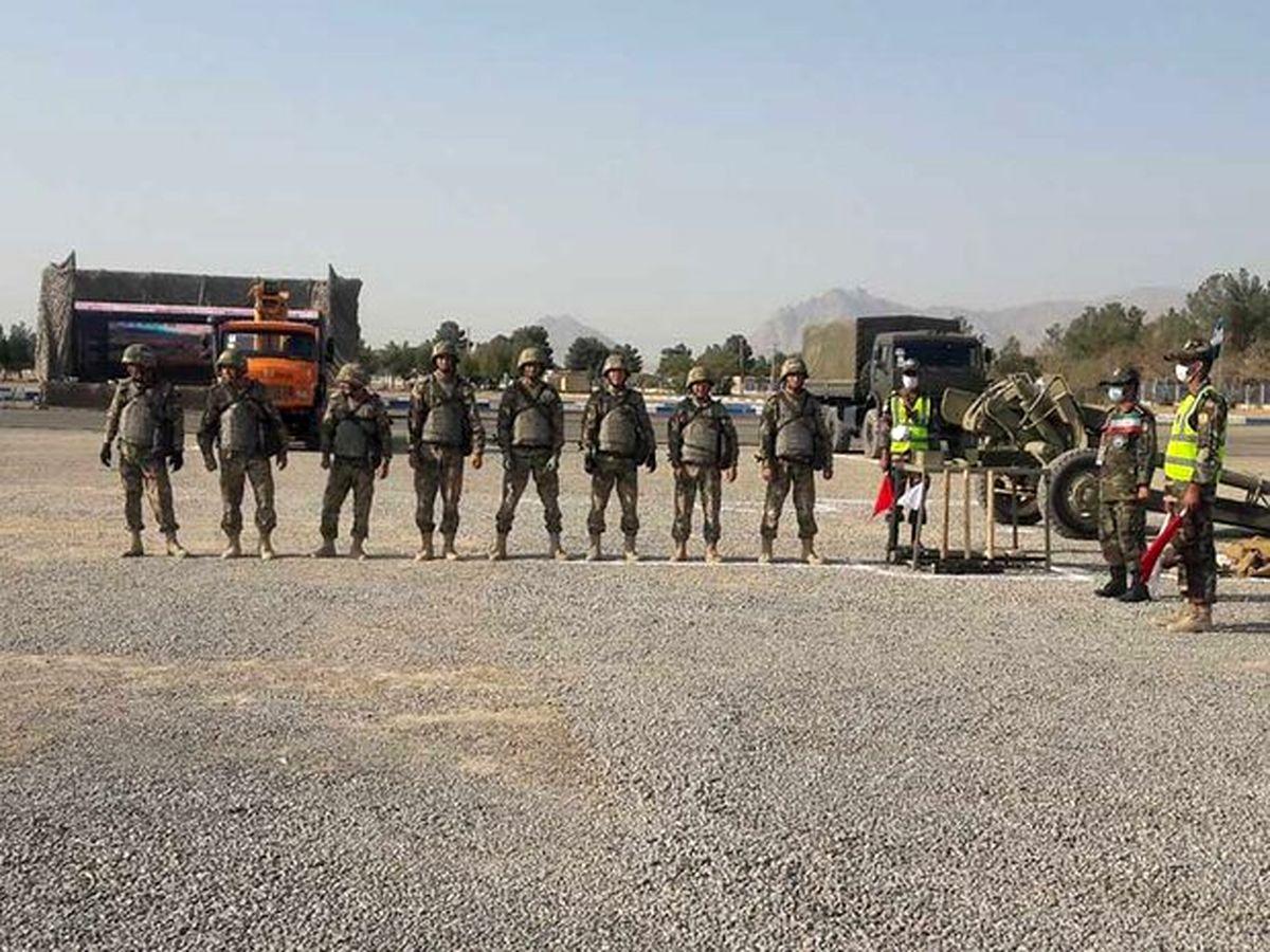 ششمین دوره مسابقات بین المللی نظامی ارتش های جهان آغاز شد