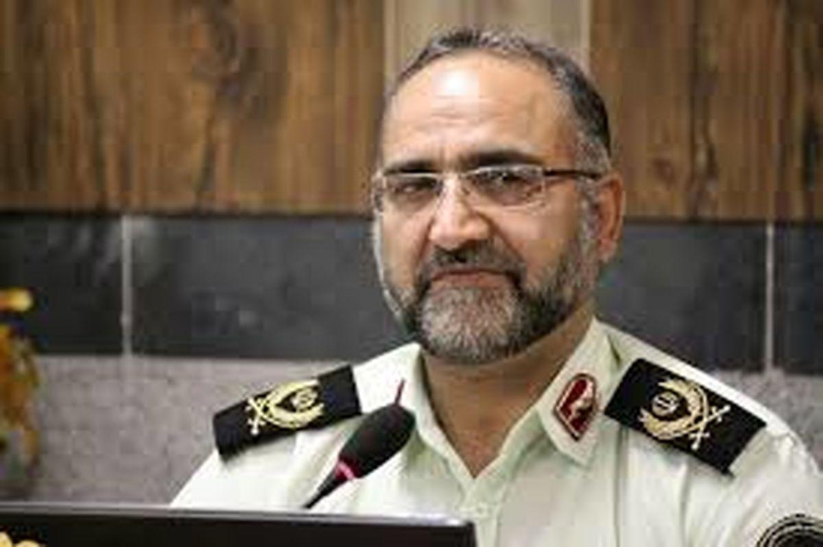 آماده باش 100 درصدی پلیس در تاسوعا و عاشورای حسینی در اصفهان