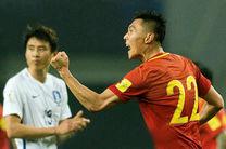 نتیجه بازی چین و قرقیزستان/برد سخت چین مقابل قرقیزستان