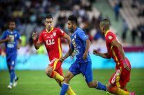 نتیجه بازی استقلال و فولاد خوزستان/ تساوی دراماتیک در آزادی