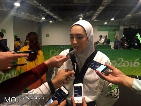 بازتاب اولین مدال المپیک بانوان ایرانی در رسانههای خارجی