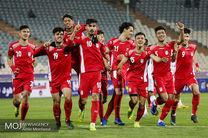 ترکیب احتمالی تیم ملی فوتبال امید ایران مقابل ازبکستان مشخص شد