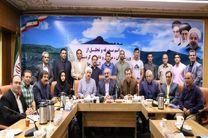 مراسم بدرقه و تجلیل از نمایندگان کردستان در بازی های آسیایی برگزار شد