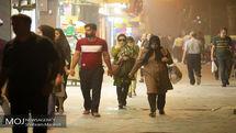 غلظت گرد و غبار در خوزستان کاهش یافت