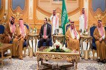 سعد حریری به همراه ملک سلمان از اردن به ریاض رفت