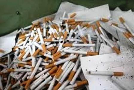 کشف 15 هزار نخ سیگار قاچاق در گلپایگان
