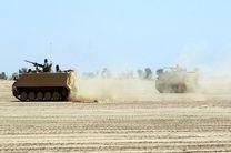 یک پایگاه نظامی میزبانِ نیروهای خارجی در عراق، هدف حمله قرار گرفت