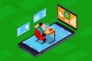 دانشآموزان از آموزش طولانی در شبکه مجازی خسته شدهاند