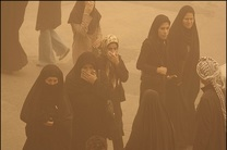شاخص آلودگی هوای 4 استان کشور از 300 بالاتر رفت