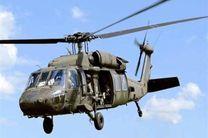بالگردهای آمریکایی مجددا در آسمان بغداد به پرواز درآمدند