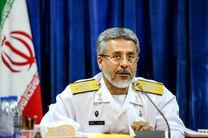 امروز نیروی دریایی ارتش در آمادگی کامل بسر میبرد