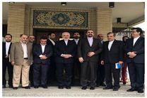چند پروژه فرهنگی ایران در مسکو پردهبرداری شد