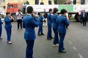 20 سرود خیابانی در ایام نوروز اجرا می شود