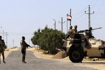 انفجار تروریستی در شمال مصر جان چهار نظامی را گرفت