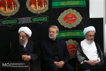 عزاداری ظهر تاسوعای حسینی در بیوت مراجع و علما