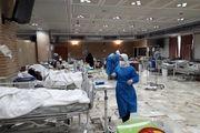 تعداد ۲ هزار و ۲۶۰ بیمار مبتلا به کرونا در بیمارستانهای استان خراسان رضوی بستری هستند