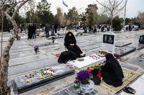 جمعه غریبان و آخر سال به آرامستان کرمانشاه مراجعه نکنید