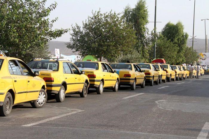 فعالیت ۶۰۰۰ دستگاه تاکسی جهت خدماترسانی به شهروندان در ایام نوروز