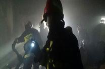 وقوع  دو آتش سوزی هم زمان در رشت
