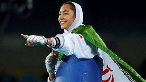 حضور علیزاده در بازیهای کشورهای اسلامی